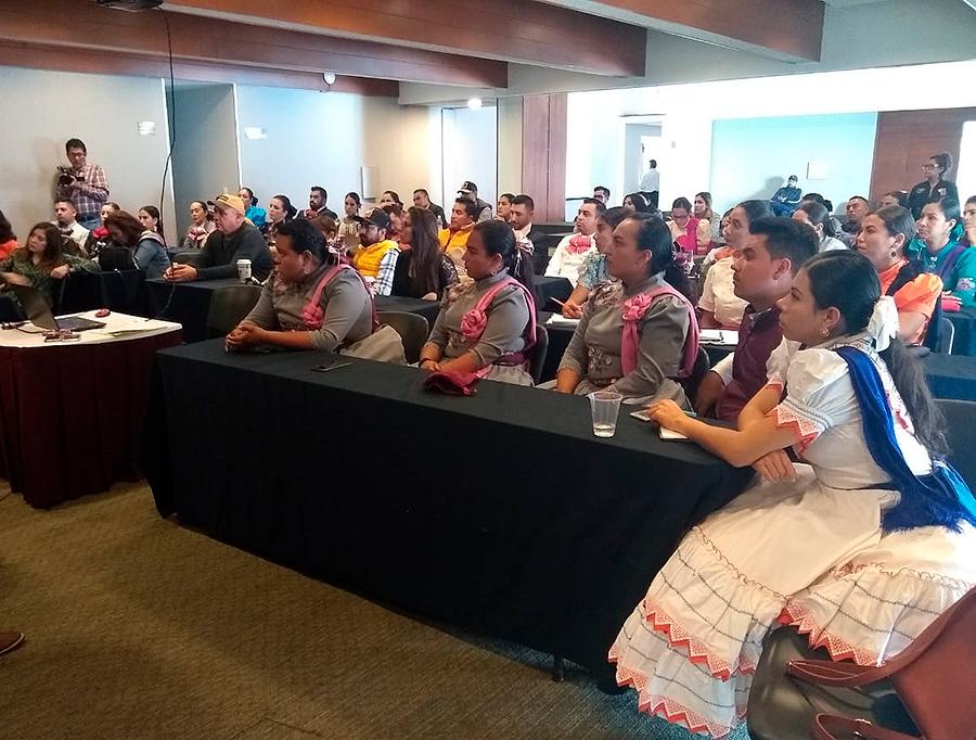 Nutrida asistencia se registró en la Reunión Nacional de Capitanas y Entrenadoras de Escaramuzas