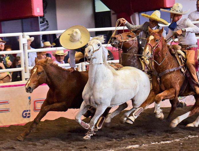 Valeroso paso de la muerte de Humberto Márquez, para sellar el triunfo de Rancho El Secreto
