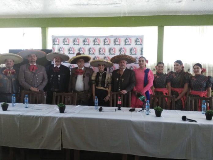En el lienzo sede se presentó el Torneo Nacional del LXXXVI Aniversario de la Federación Mexicana de Charrería