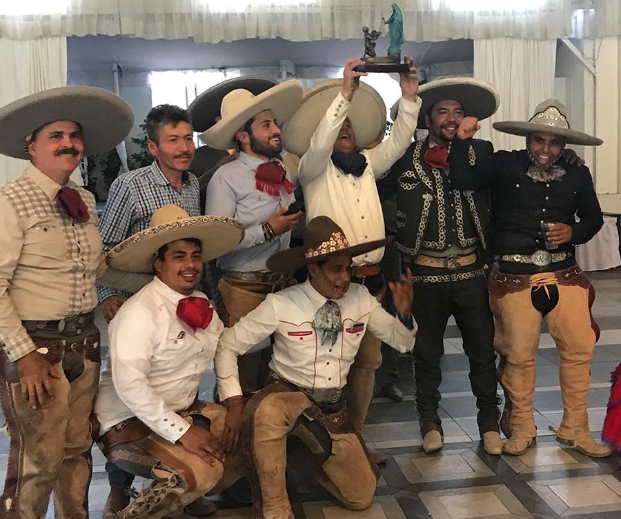Sinaloa se adjudicó el tercer sitio en la competencia de este domingo