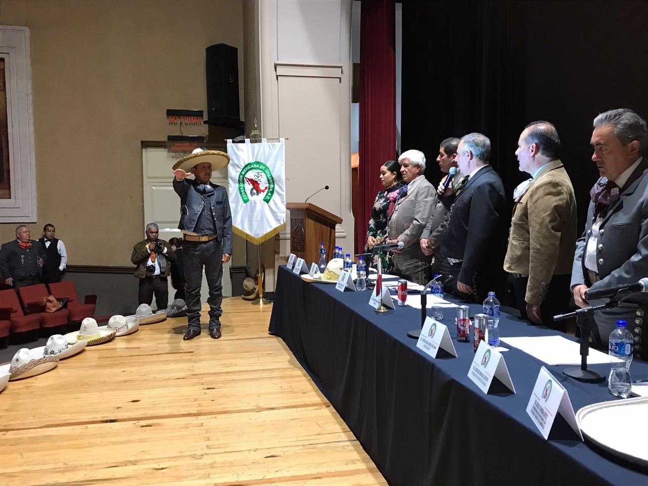 Se tomó la protesta al nuevo PUA de Jalisco, Salvador Barajas del Toro