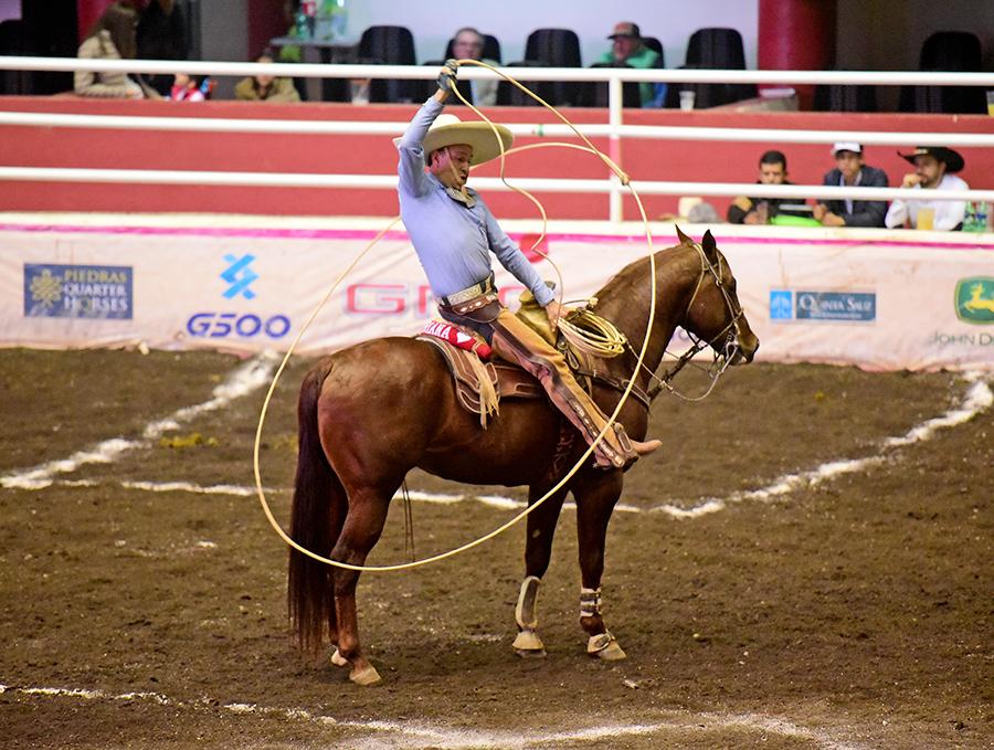 "Hacienda Triana ""A"" de Zacatecas alcanzó a rebasar la excelencia con 302 puntos"