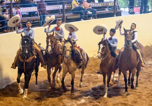 Los pequeños de Rancho Rivera de Jalisco lograron 279 puntos y se van al frente de la eliminatoria en categoría Dientes de Leche