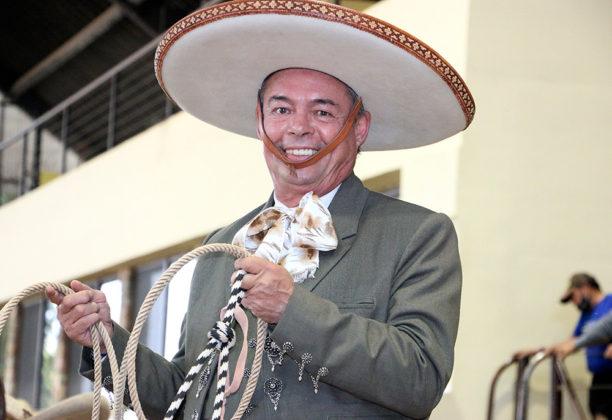 El PUA de Querétaro, José Luis Maldonado Álvarez, ha atendido con esmero a los compañeros charros visitantes en este campeonato nacional