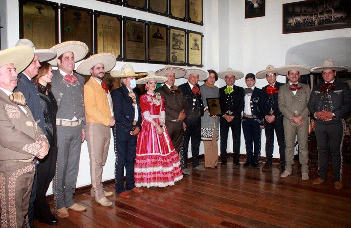 Consejeros e integrantes de la familia García Kuri estuvieron presentes en la ceremonia en el renovado Salón de la Fama