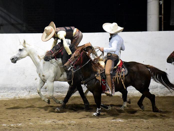 Roberto Martín del Campo ejecutó el paso de la muerte y aseguró la victoria de Guadalupana de Tijuana con 315 puntos
