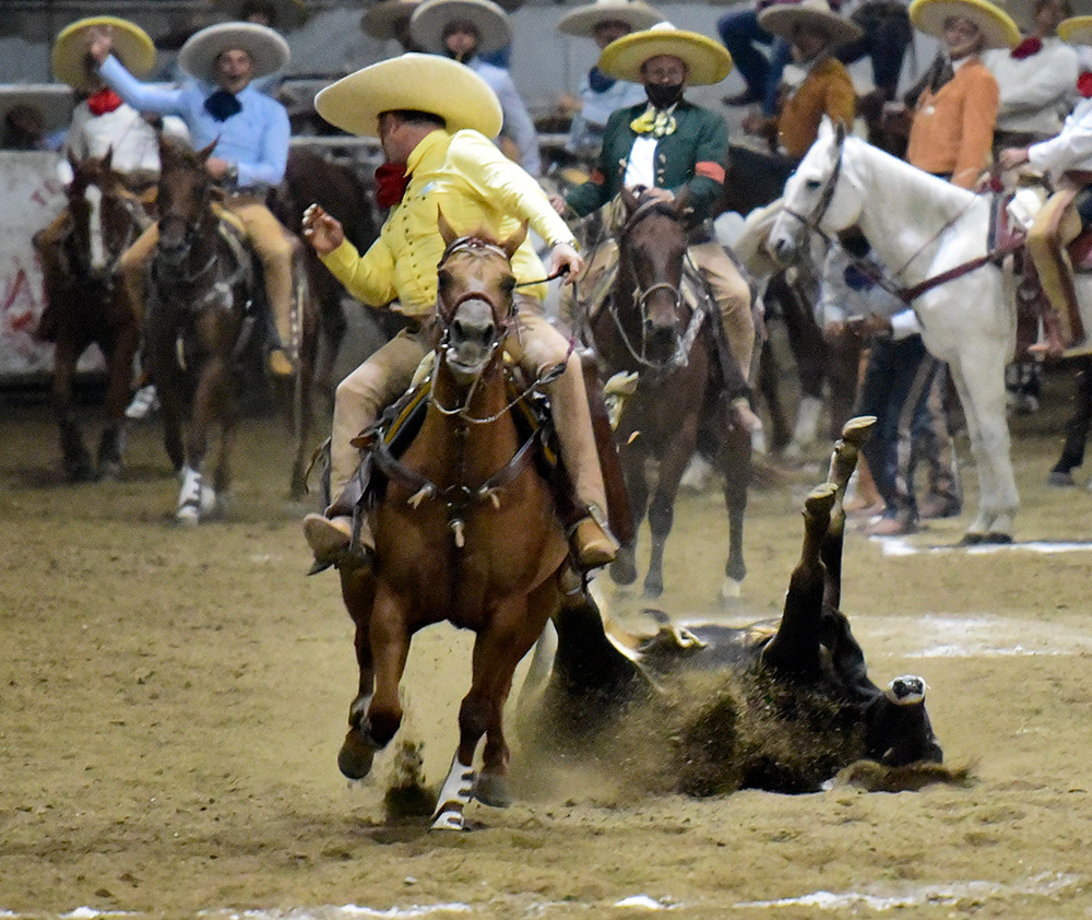 Esteban González Escobedo fue el mejor coleador de Cristo Negro de Guanajuato con 35 unidades