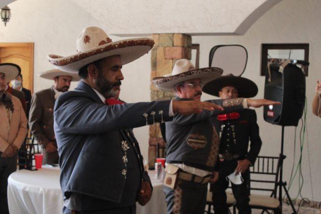 Se entregaron los nombramientos a Juan Carlos Cuevas y a Juan Jaime Hernández, nuevos integrantes del Consejo Directivo