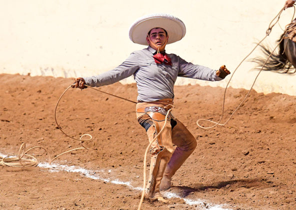 Manuel Reséndiz Montes derribó sus tres manganas a pie, logrando 53 unidades para Fortaleza de Ezequiel Montes