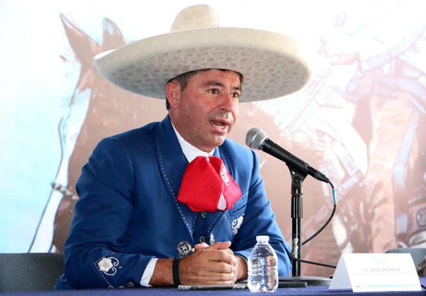 El Secretario de Turismo, Jorge López Martín, declaró que se espera una derrama económica cercana a los 600 millones de pesos