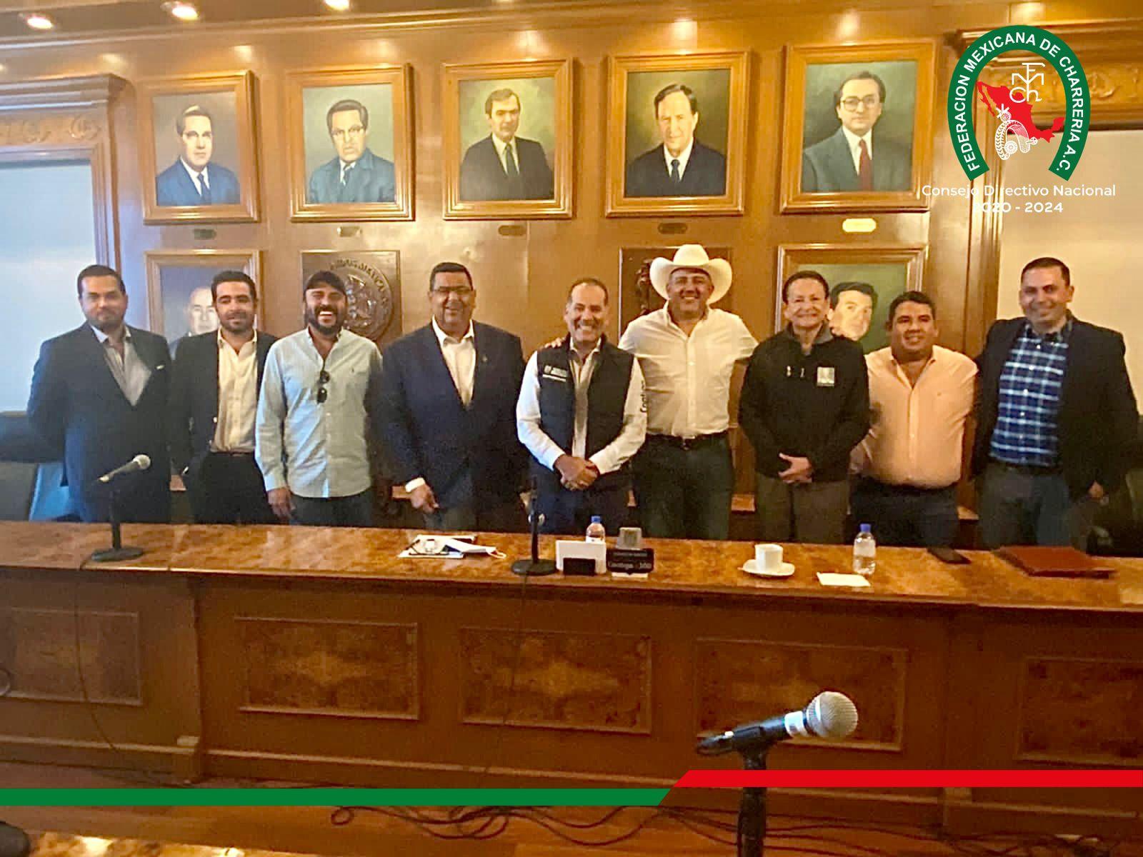 Importante reunión sostuvo el presidente de la Federación con el Gobernador del Estado de Aguascalientes, Martín Orozco Sandoval
