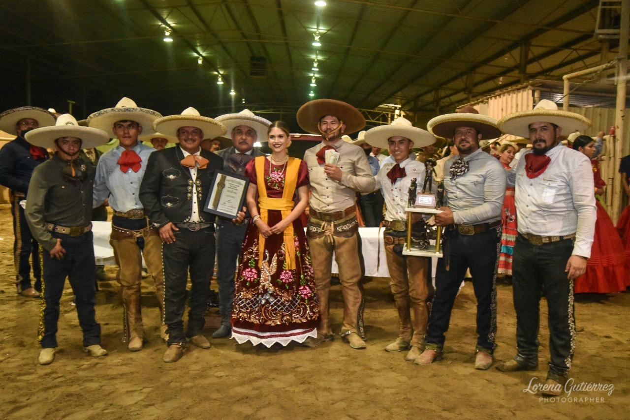 Premiación del tercer lugar nacional, San José QH