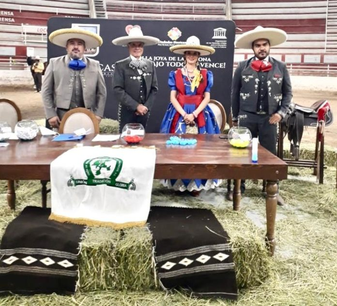 Personalidades de la charrería zacatecana