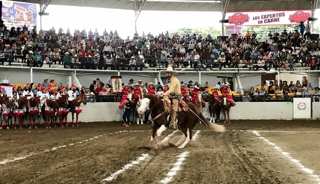 La Arena Vallarta será la sede del Campeonato Estatal Charro Jalisco 2020 zona Costa