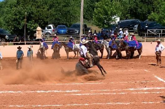 El Rancho El Roble será la sede del XV Campeonato Estatal Charro de Oklahoma, en los Estados Unidos de América