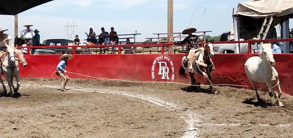 El lienzo charro Los Arados será la sede del XV Campeonato Estatal Charro de Kansas