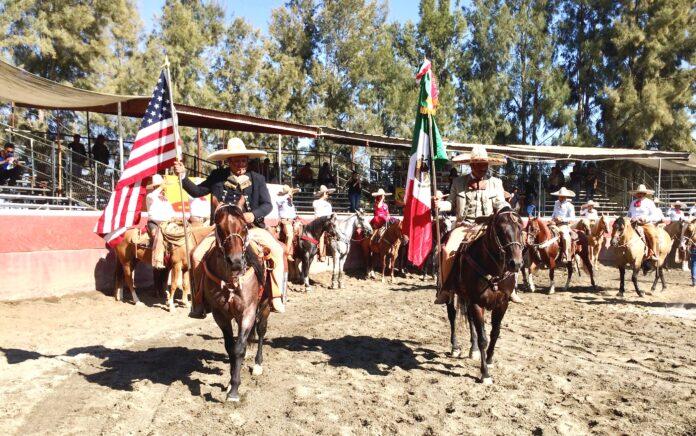 La vigésima cuarta edición del Campeonato Nacional Charro de los Estados Unidos de América se realizará de nueva cuenta en California