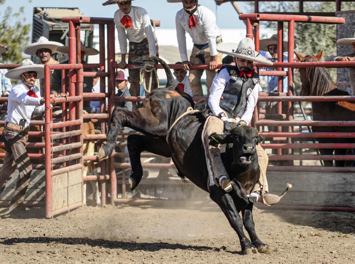 Gran nivel deportivo se espera en este Campeonato Nacional Charro, por el ganado que se pondrá en juego gracias al esfuerzo del comité organizador, encabezado por Juan Luis Quezada