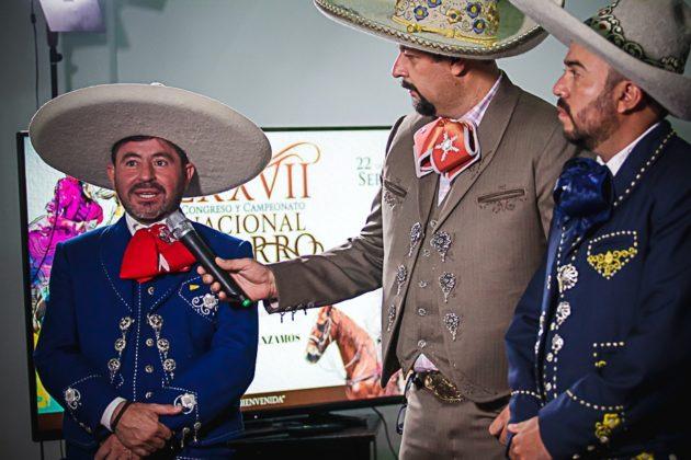 Hizo acto de presencia el Secretario de Turismo de Aguascalientes, Jorge López Martín